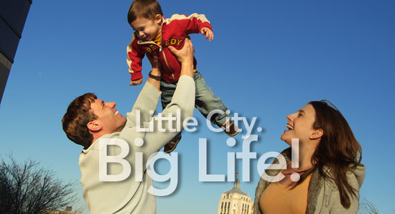little city big live